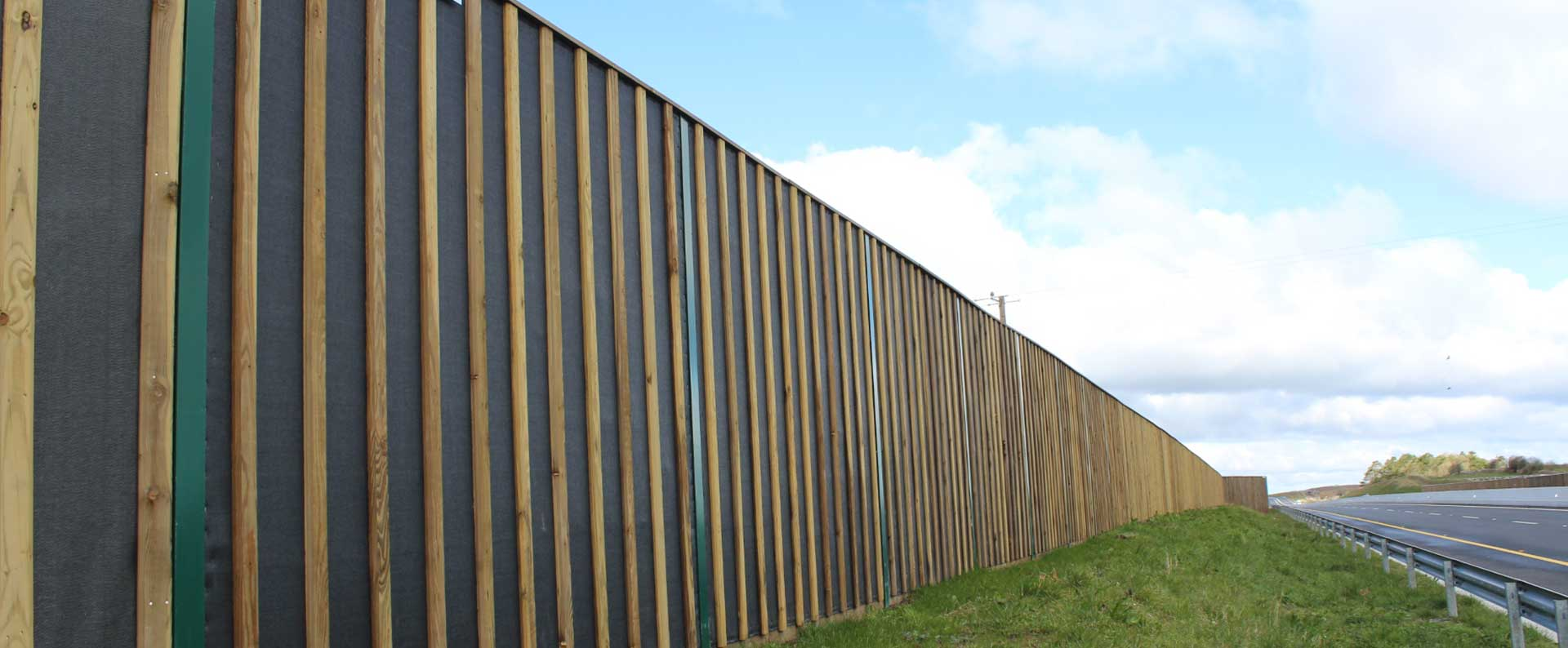 Acoustic Fence Environmental Noise Barriers