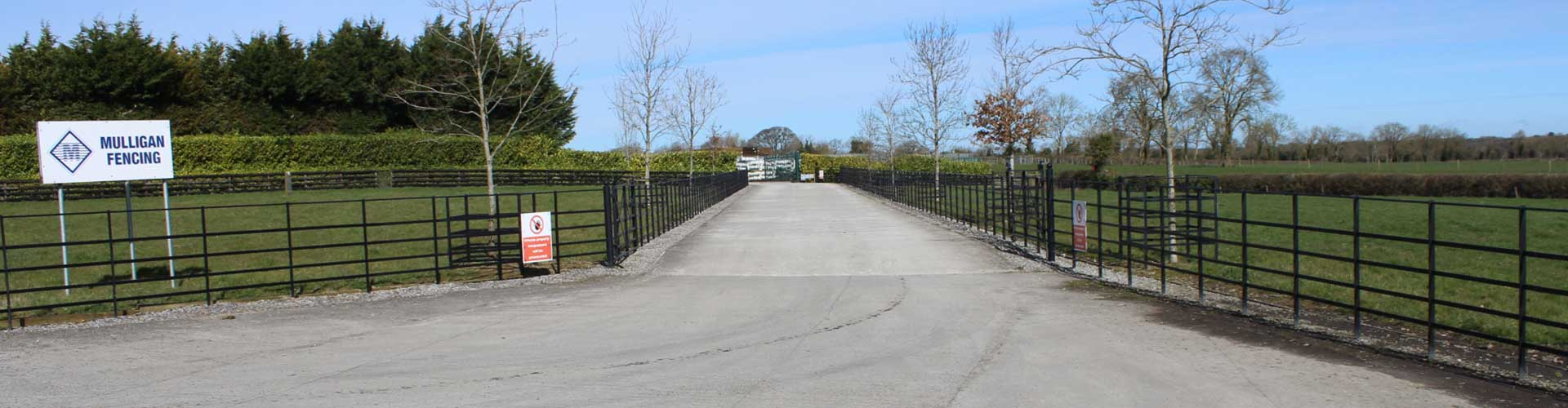 Project: Mulligan Fencing, Meath