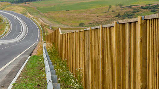 Motorway Fencing Value over €1m