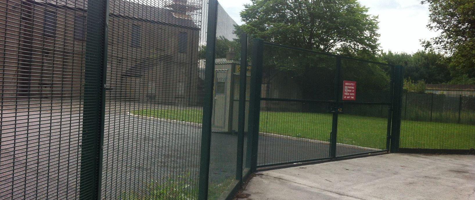 358 Weld Mesh Fence