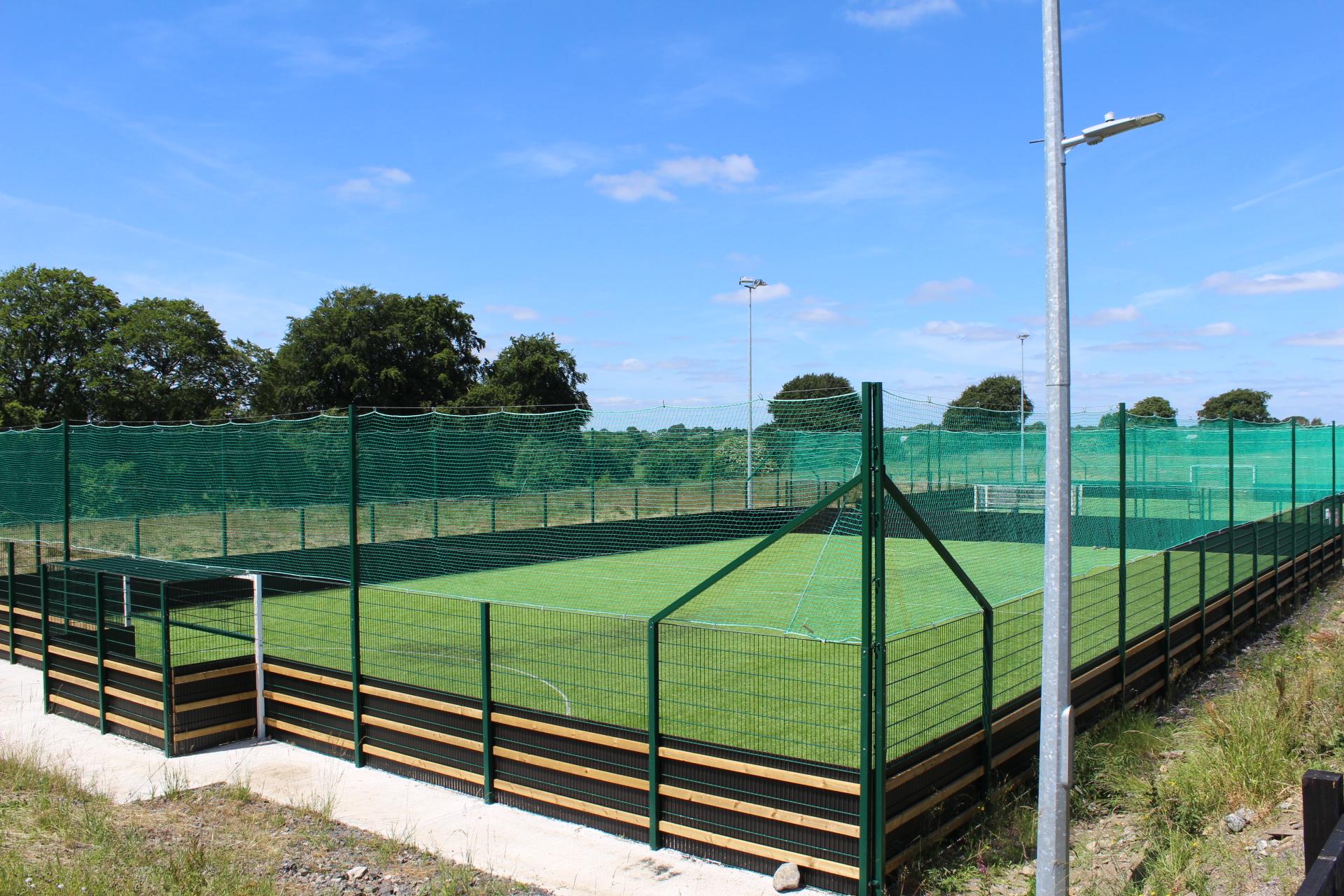 Sports Fence