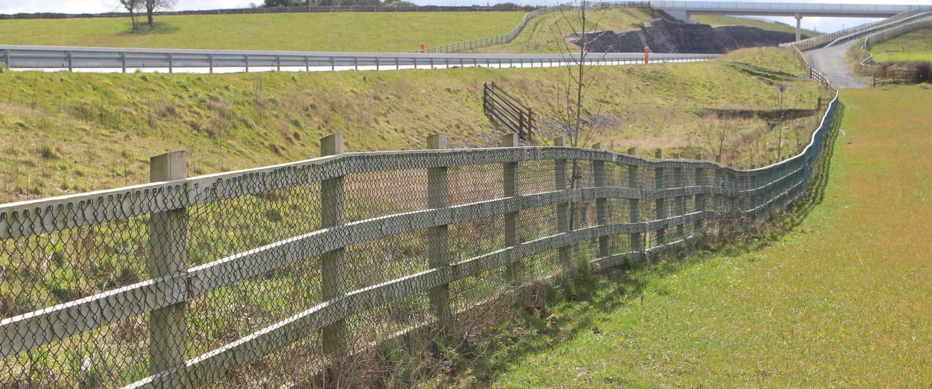 M17 M18 Fence