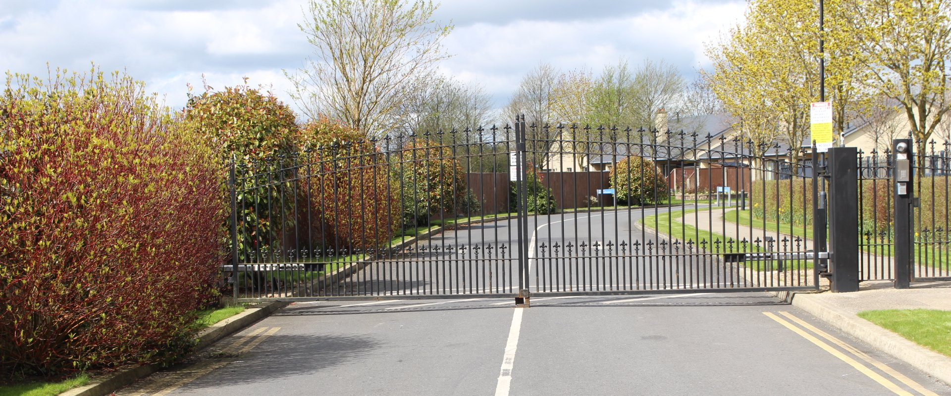 Private Entrance Gates