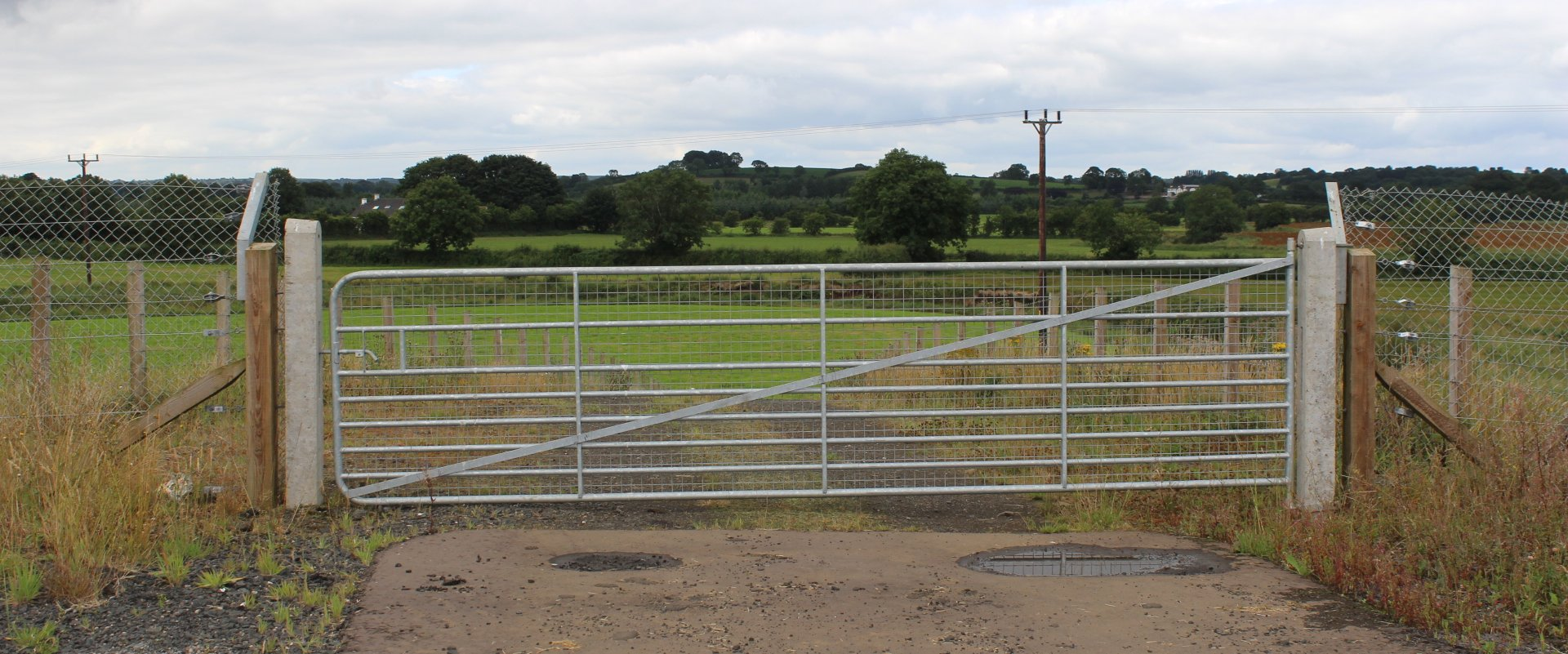 Sheep Gate Mulligan Fencing