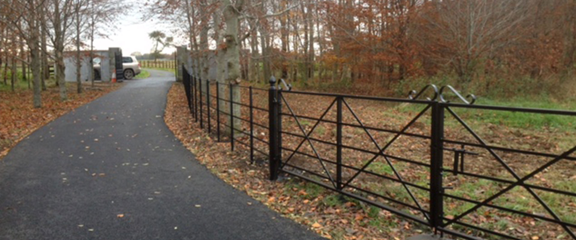 Estate Fence