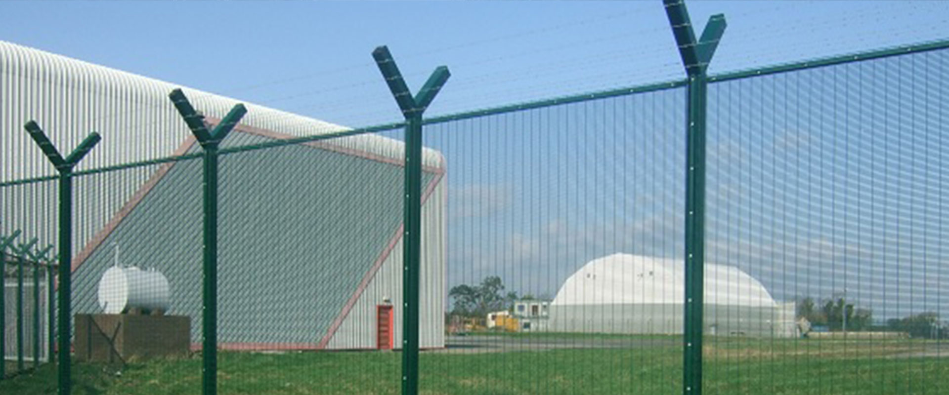 358 - Fencing product by Mulligan Fencing