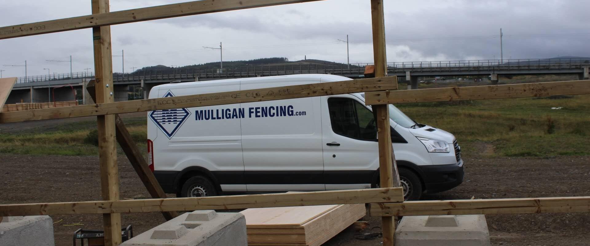 Mulligan Fencing Hoarding Fencing Cherrywood Dublin Ireland