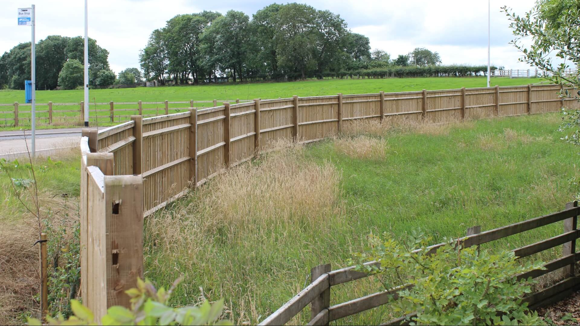 Solar Farm Installation Amp Fencing Fencing Product By
